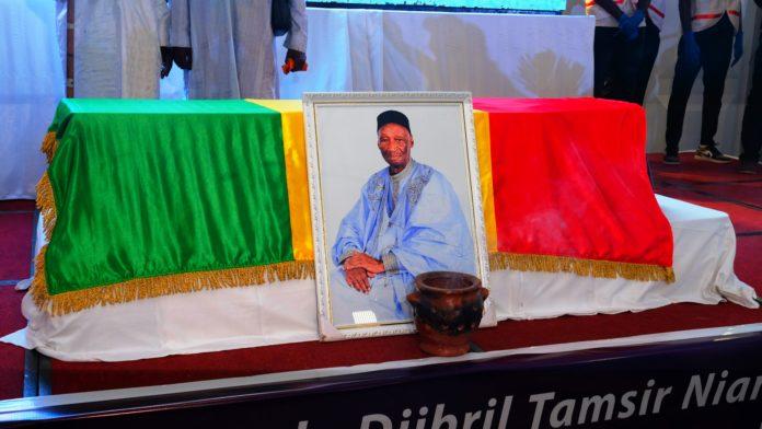 Hommage à Djibril Tamsir Niane